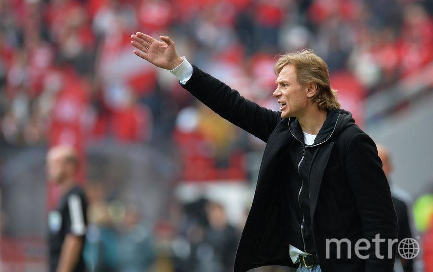 Бывший футболист и тренер Валерий Карпин. Фото Getty