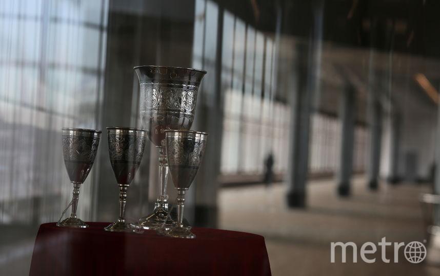 Один из экспонатов выставки. Фото пресс-служба московского метрополитена.