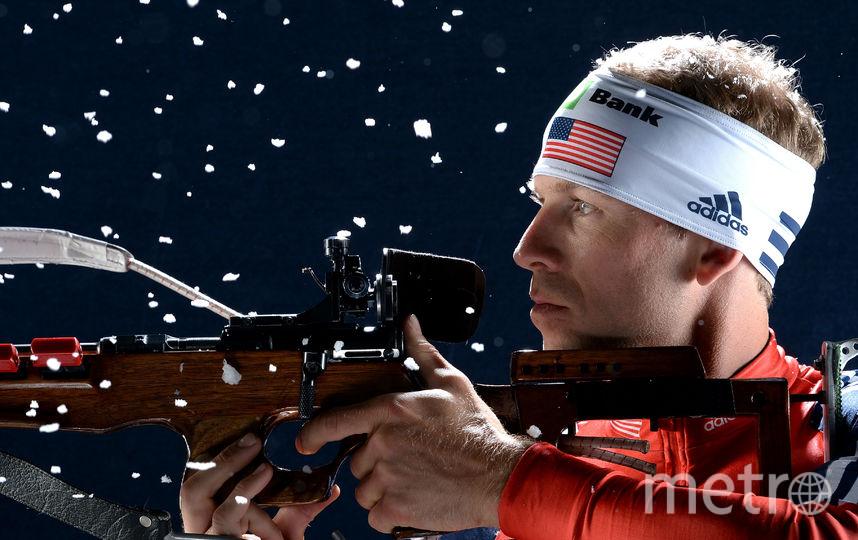 Американец Лоуэлл Бэйли. Фото Getty