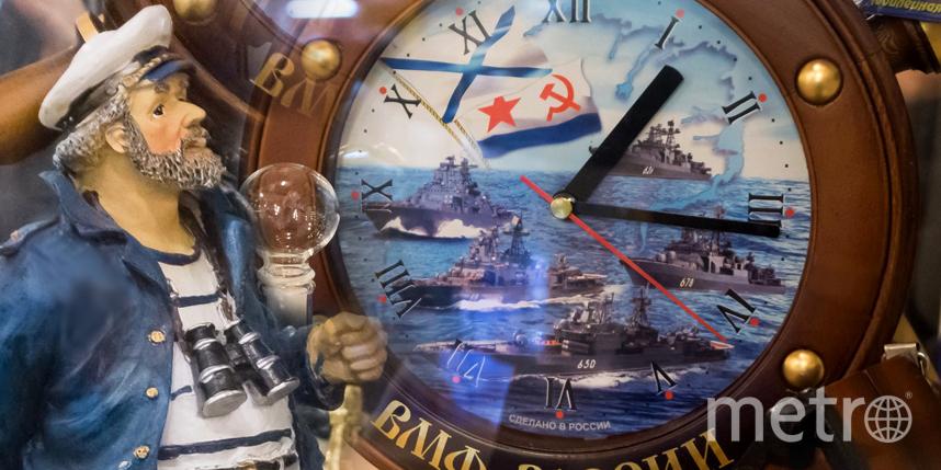 проявив выдумку и фантазию, вполне можно порадовать и приятно удивить своих защитников! Фото www.krupaspb.ru