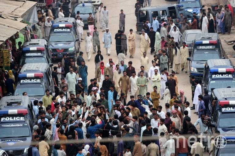 На территории Афганистана ищут 76 террористов. Фото AFP