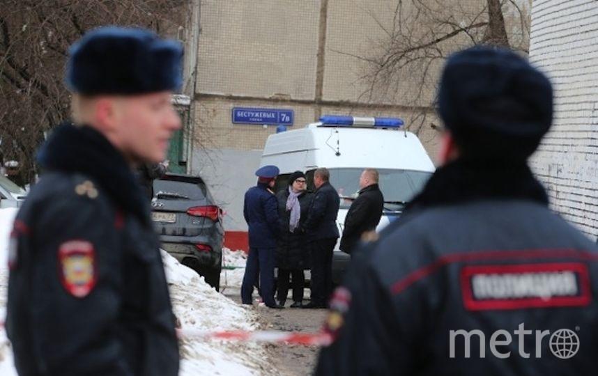 Полиция Москвы (архивное фото). Фото РИА Новости