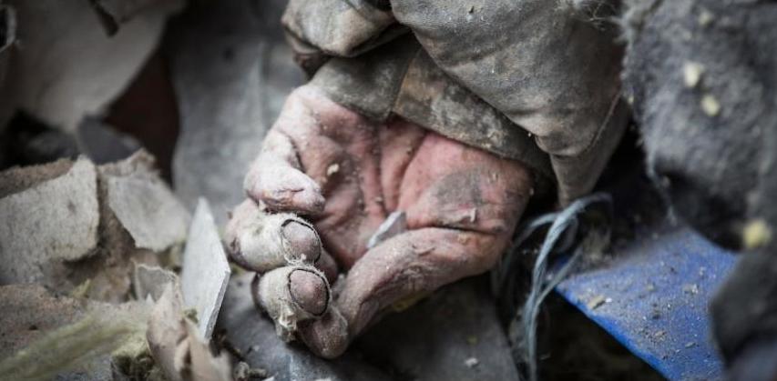 Военный конфликт в Донбассе. Фото Getty