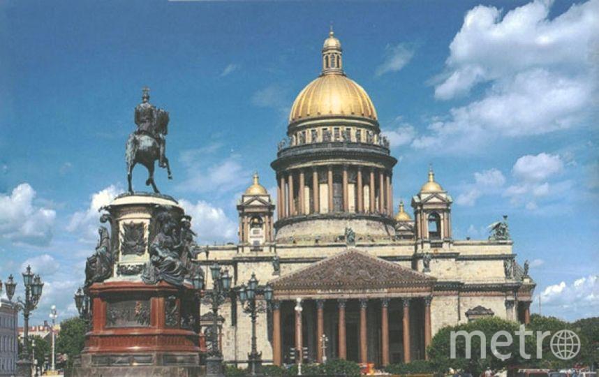 Исаакиевский собор. Фото Getty