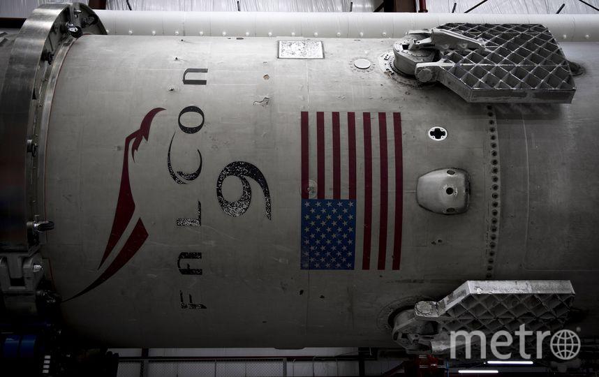Ракета-носитель Falcon 9. Фото Getty