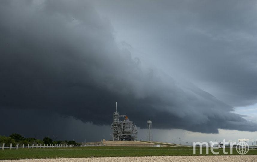 Космодром на мысе Канаверал. Фото Getty