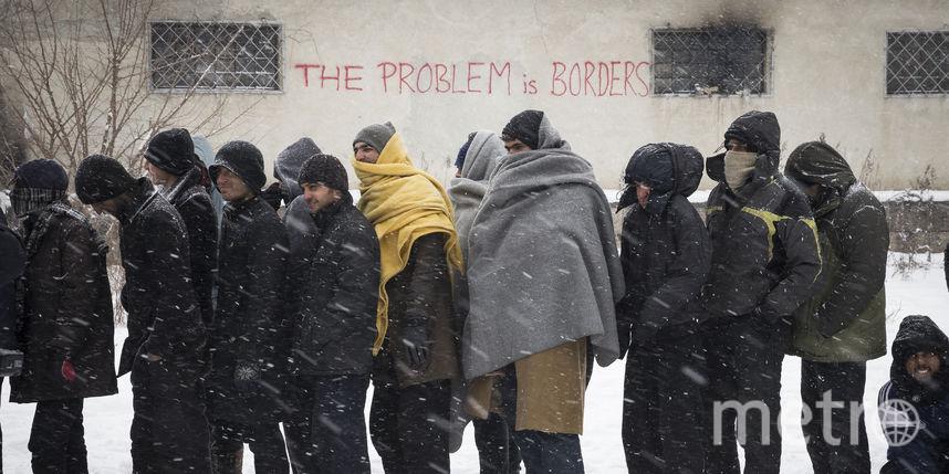 В2014г. изГермании депортировали 80 тыс. мигрантов
