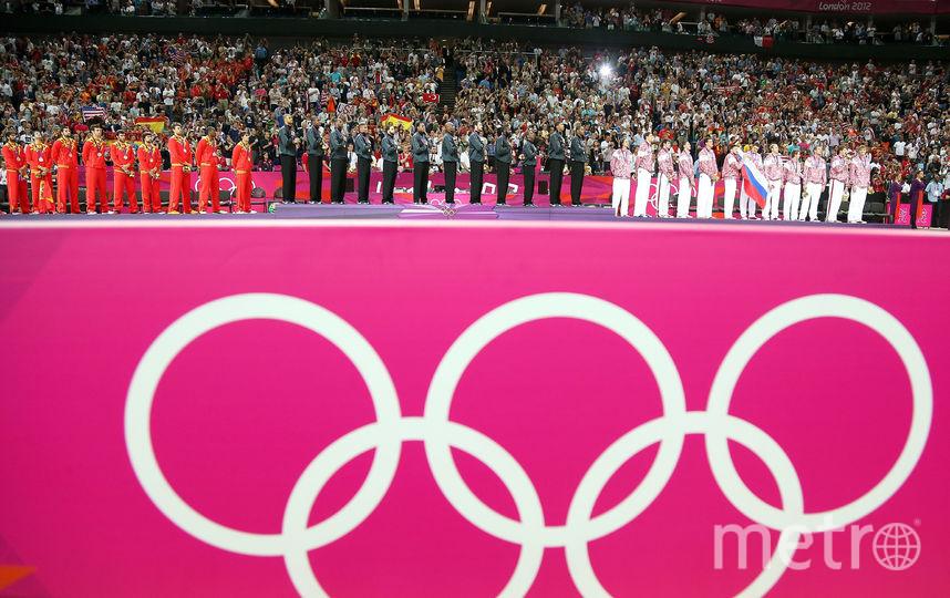 Олимпийские игры 2012. Фото Getty