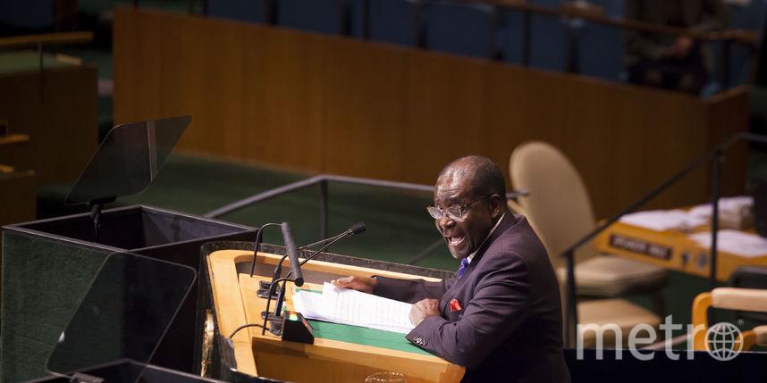 Мугабе пояснил решение пойти нашестой президентский срок подряд