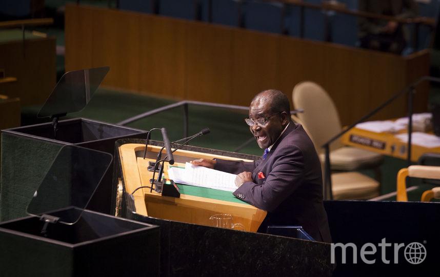 Роберт Мугабе. Фото Getty