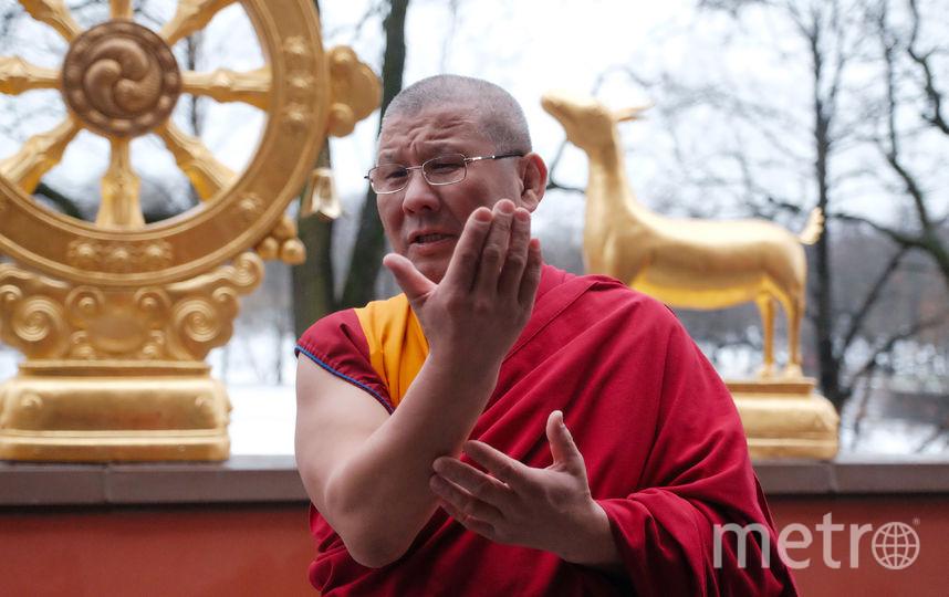 """Буддисты будут праздновать Новый год 21 день. Фото Алена Бобрович., """"Metro"""""""