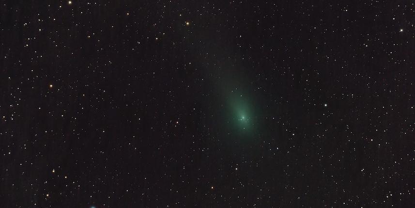 Комета. Фото Герман Марков