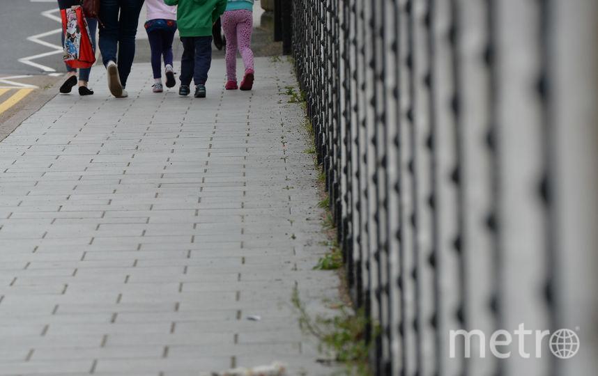 В Петербурге педофил изнасиловал восьмилетнюю девочку. Фото Getty