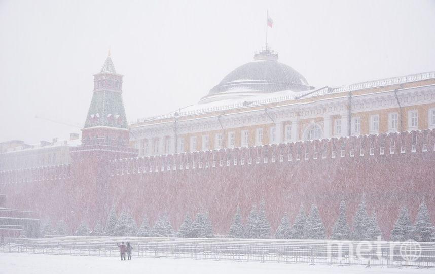 """Кремль. Фото Василий Кузьмичёнок, """"Metro"""""""