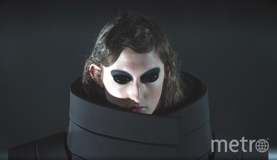 Показ моделей Gareth Pugh. Фото Getty
