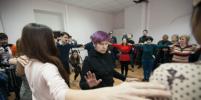 В Москве открылся центр, где слепоглухие люди играют в театре и знакомятся с живописью