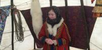 Ханты устроили в Москве праздник оленевода и попросили Путина спасти их святыню