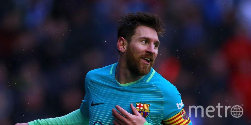 Месси требует убрать из«Барселоны» Диня, Матье иГомеша