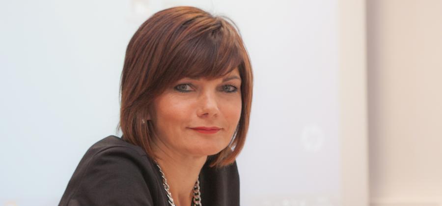 Ксения Мишонова. Фото Пресс-служба уполномоченного по правам ребёнка в МО