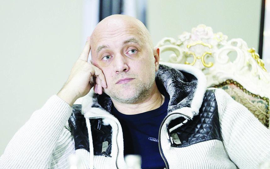 Захар Прилепин. Фото Александр Николаев, Интерпресс