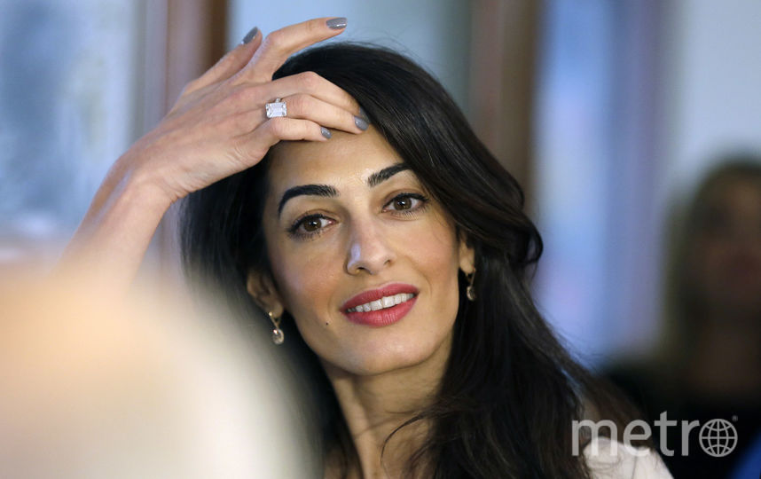 Амаль Клуни. Фото Getty