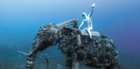 Рекордсмен по нырянию в глубину с задержкой дыхания Алексей Молчанов рассказал об опасностях морских глубин
