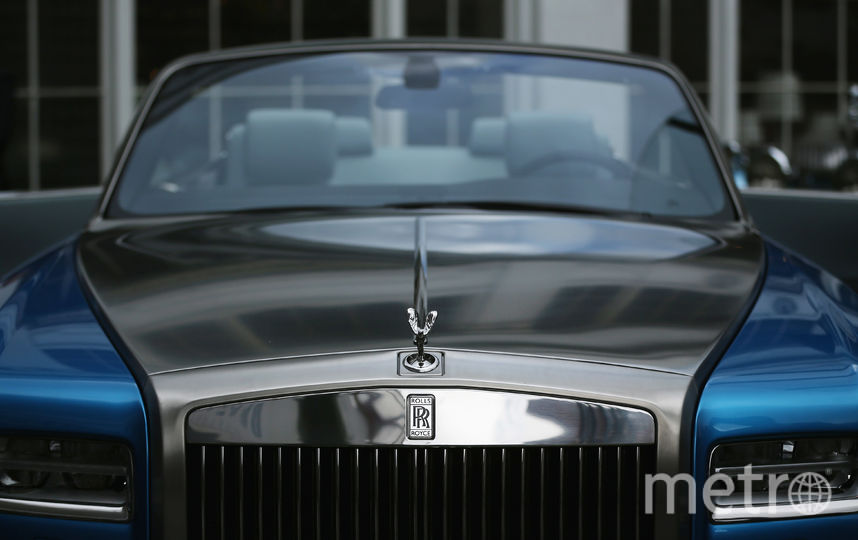 Rolls-Royce Phantom. Фото Getty
