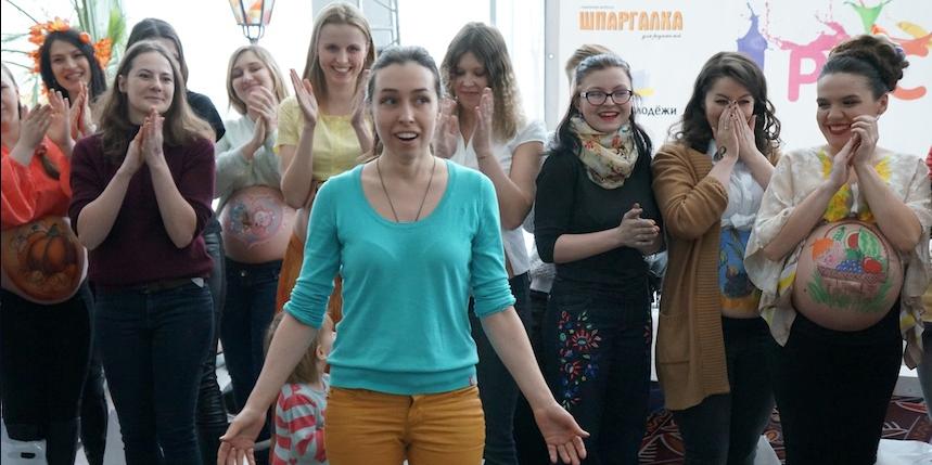 Елена Дрягина стала победительницей конкурса. Фото Валерия Костюник