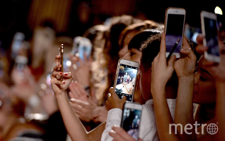 Смартфоны преодолели кризис. Фото Getty
