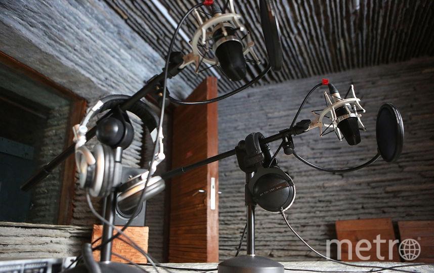 Литературное радио начнет вещание в Петербурге. Фото Getty