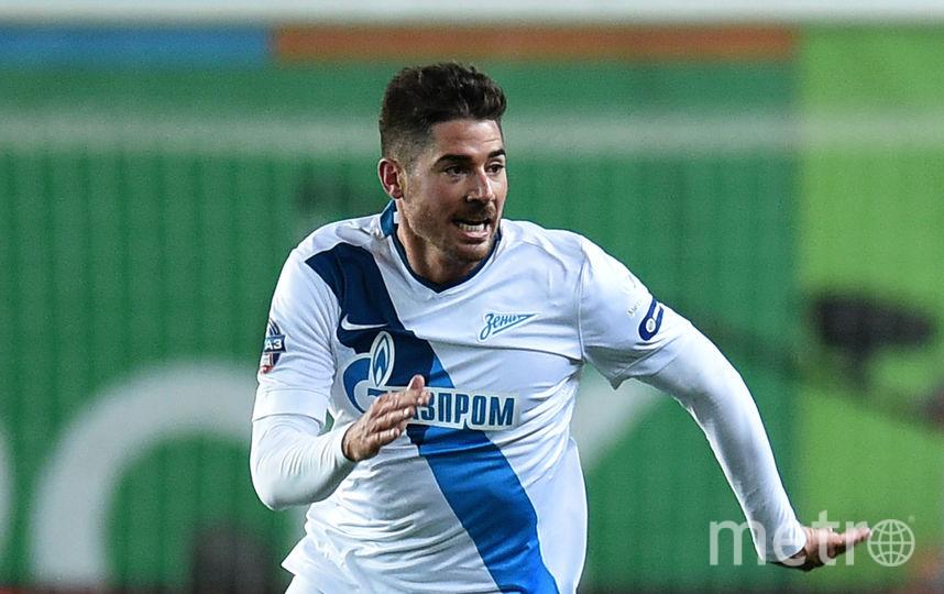 По данным СМИ, трансфер Хави Гарсия в «Зенит» обошёлся в 16 млн евро. Фото Getty