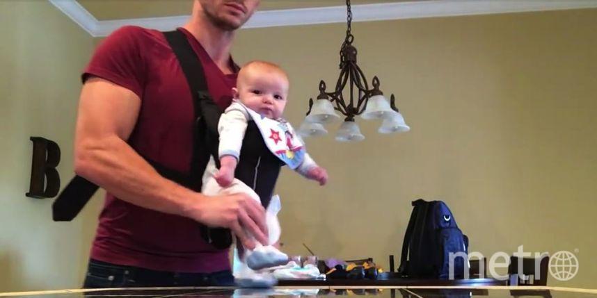 Видео 4-месячного ребенка, танцующего под Майкла Джексона, стало хитом Сети