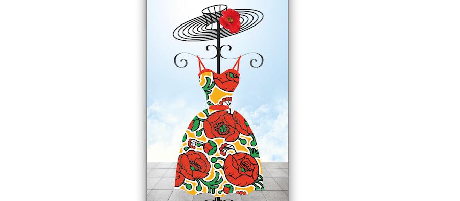 Так выглядит визуализация арт-объектов. Фото Пресс-службы Парка Горького, сада «Эрмитаж» и Усадьбы «Воронцово»