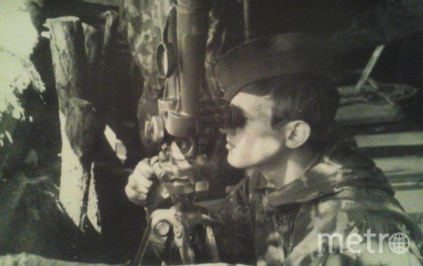 Служба в артиллерийских частях ЛенВО 1967 год. Фото Всеволод Михайлович Филиппов