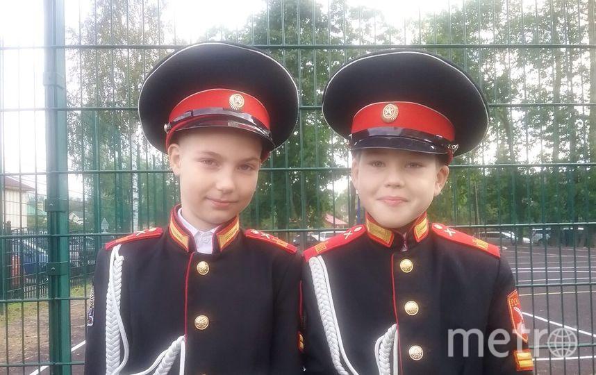 фото моего сына Алёши (справа) с другом. Фото Федорчук Галина Анатолиевна