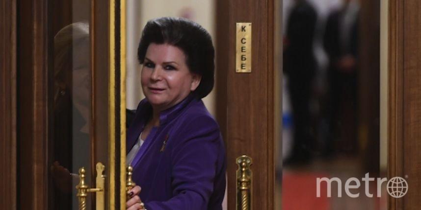 Первая женщина-космонавт Терешкова может увидеться скоролевой Елизаветой II— Володин