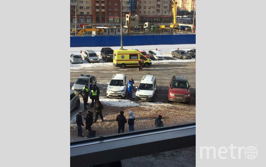Уторгового центра вПетербурге произошла стрельба: один человек убит