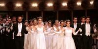 В Австрии прошёл Венский Оперный бал