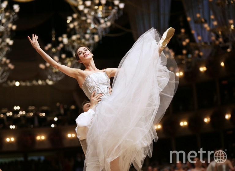 Венский Оперный бал. Фото AFP