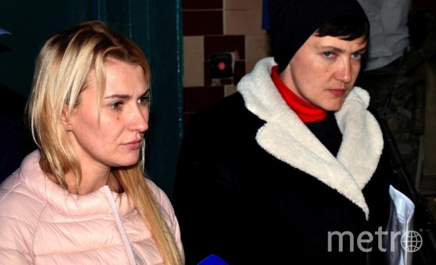 Морозова и Савченко. Фото РИА Новости