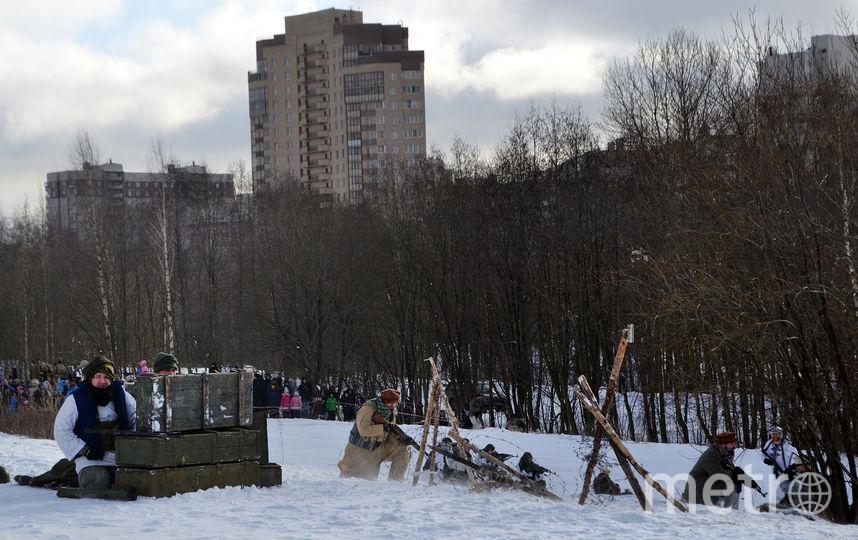 """Ольга Рябинина. Фото """"Metro"""""""