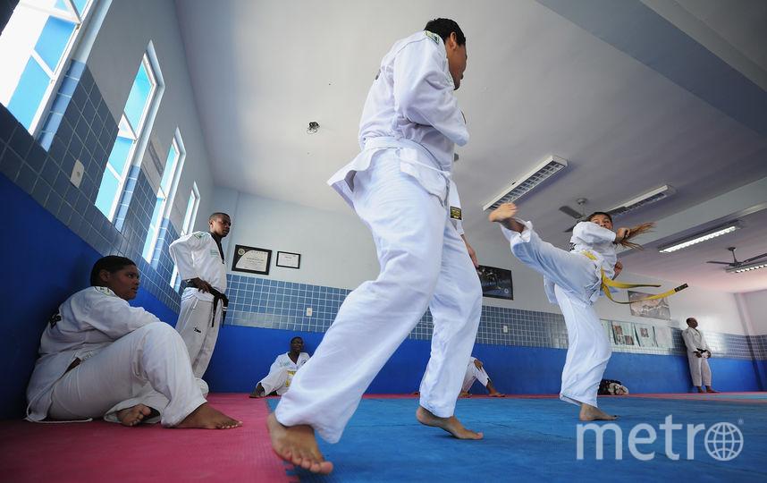 В Петербурге подростку отбили селезенку на соревнованиях. Фото Getty