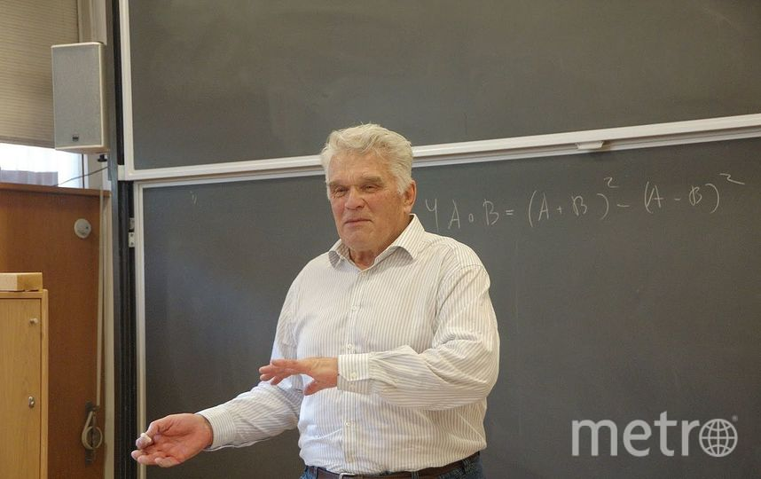 В Петербурге скончался основатель математической физики. Фото wikipedia.org