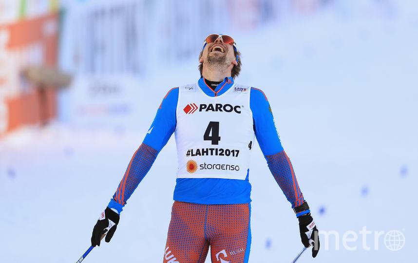 Российский лыжник Сергей Устюгов. Фото Getty