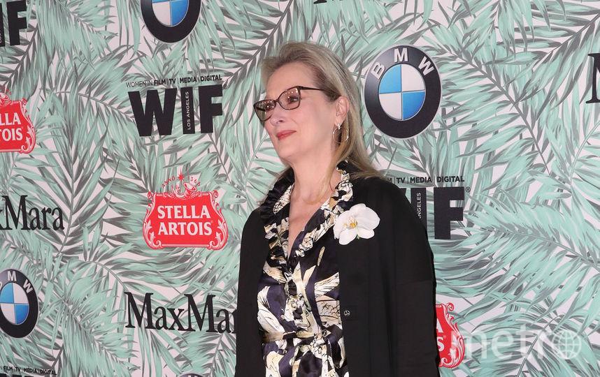 "Мерил Стрип отказалась от платья Chanel для церемонии вручения ""Оскара"". Фото Getty"