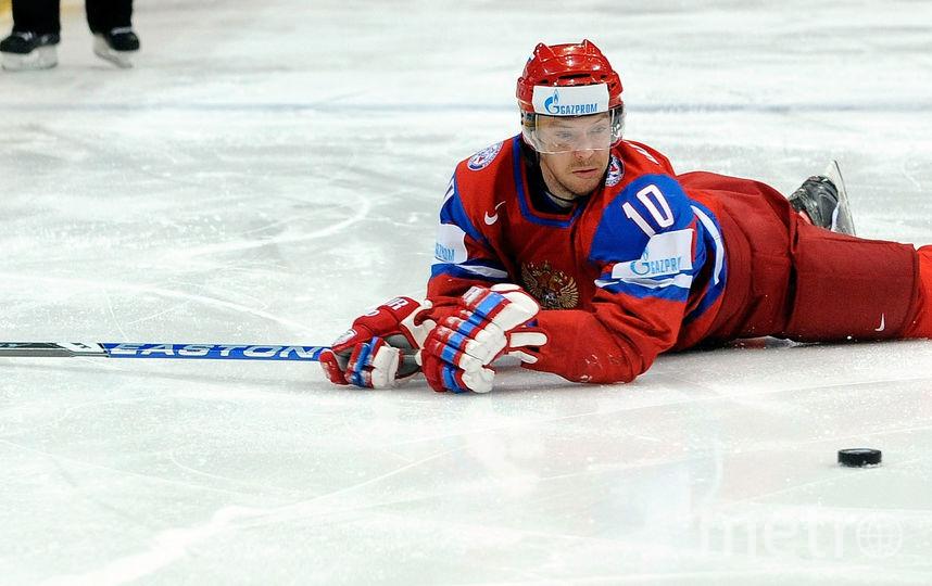 Сергей Мозякин. Фото Getty