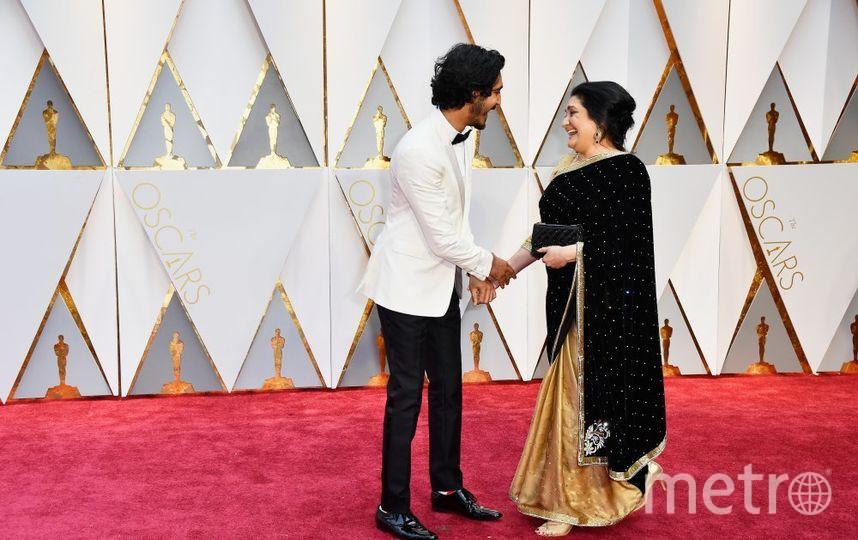 Махершала Али получил «Оскар» залучшую мужскую роль 2-го плана