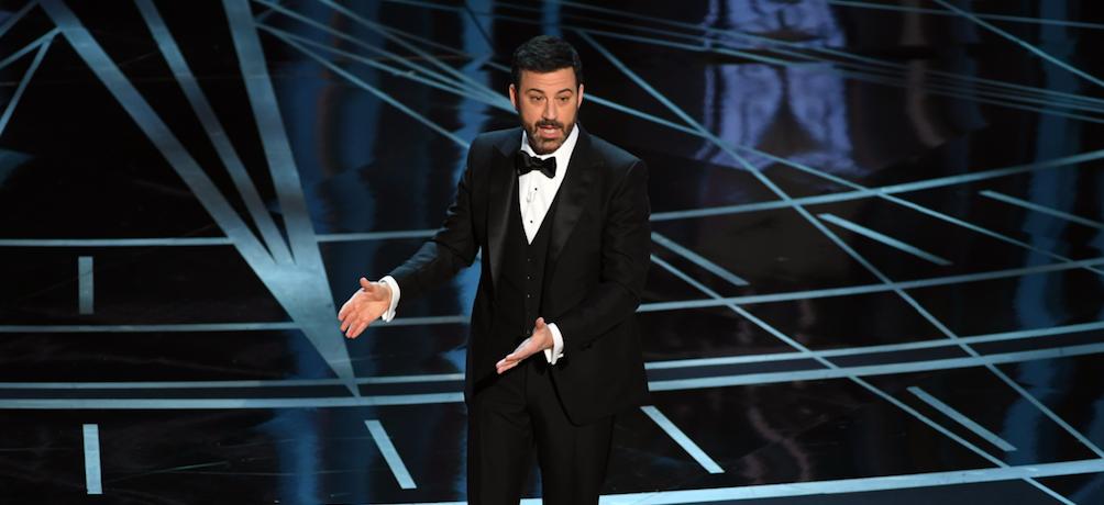 Ведущий церемонии «Оскар»-2017 Джимми Киммел начал беспокоиться заДональда Трампа»»
