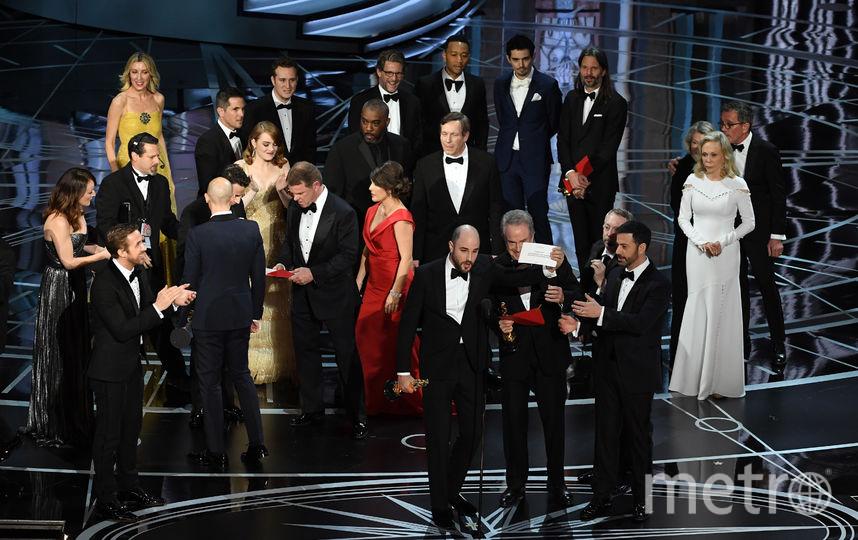Ошибку исправили. «Лунный свет» получил «Оскара» как лучший фильм года