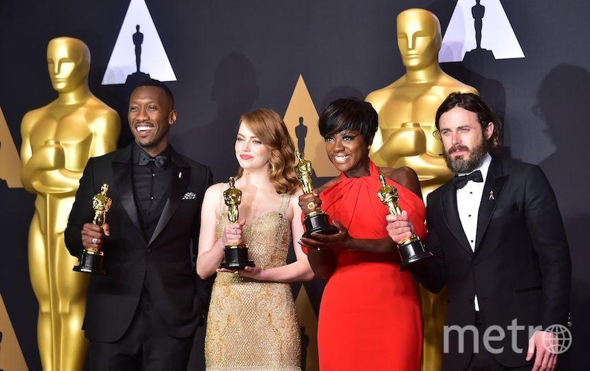 """89-я церемония вручения премии Американской киноакадемии """"Оскар""""-2017. Фото AFP"""